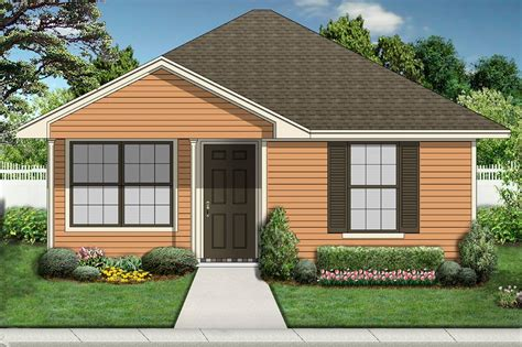 simple homes simple house front view design house design ideas