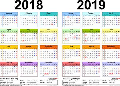 year long calendar seven photo
