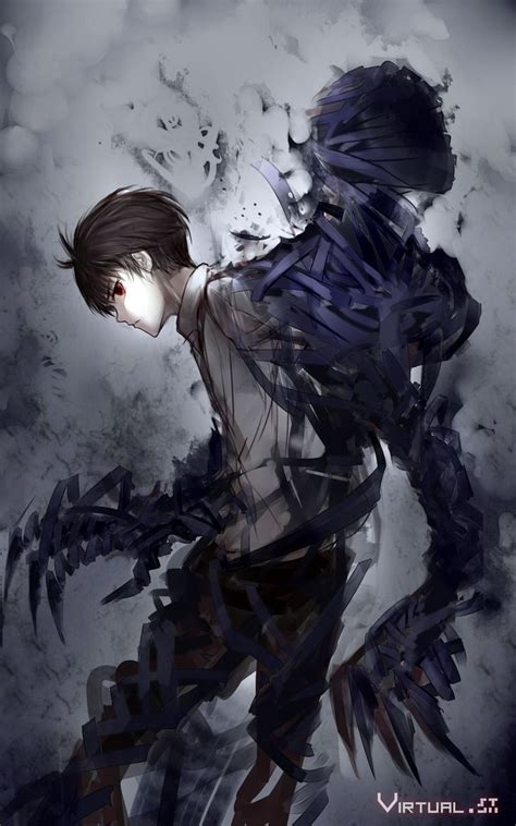 anime art dark best 25 dark anime art ideas on pinterest dark anime