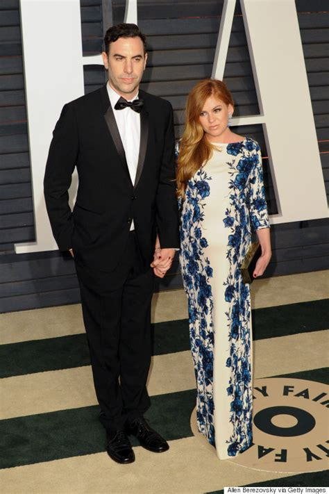 sacha baron cohen simon baron cohen sacha baron cohen and isla fisher donate 1 million to