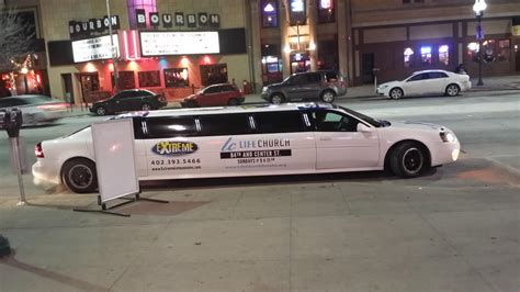 i need a limo why does church need a limo atheism
