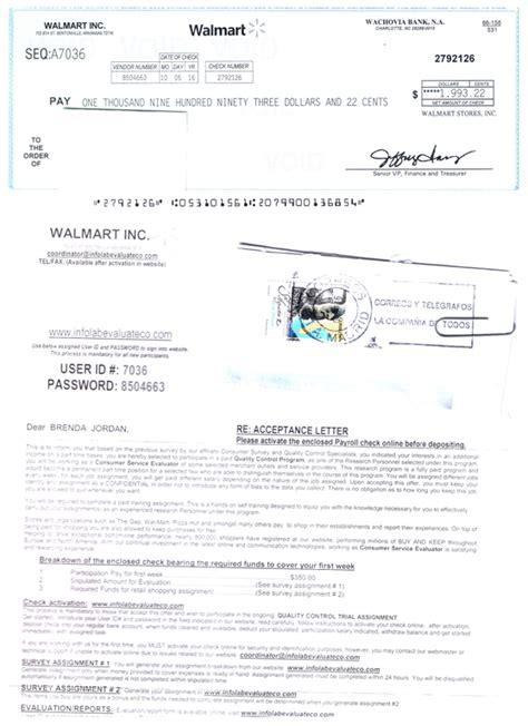 Complaint Letter Sle To Walmart Ripoff Report Infolabevaluateco Complaint Review Madrid