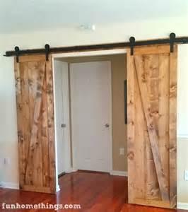 sliding barn door for home living room sliding barn doors home things