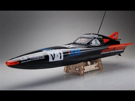 rc boats gas vs electric exceed formula 1 speed boat in action doovi