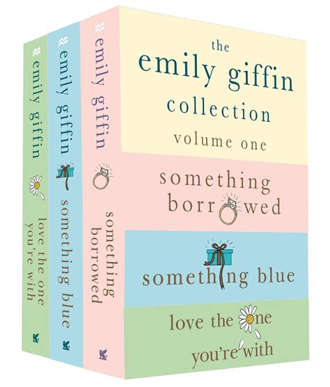 Something Blue By Emily Giffin New York Times Bestselling Author the emily giffin collection volume 1 something borrowed