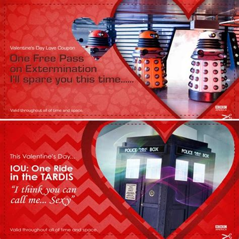 doctor  valentines day cards popsugar tech