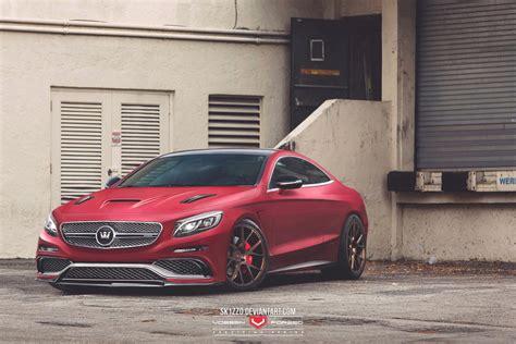 Dc Amg Mercedes Coupe B66962271 custom studio design gallery photo
