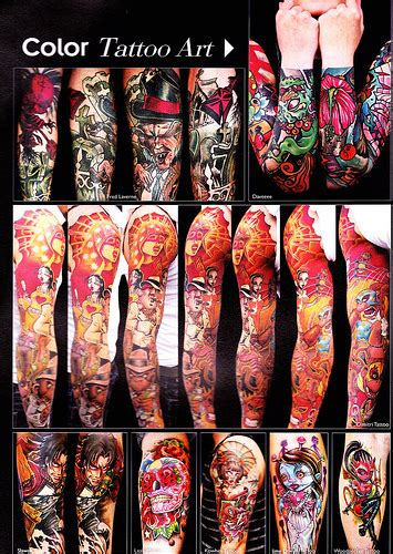 tattoo extreme magazine pdf quot color tattoo art quot review in taiwan s quot tattoo extreme