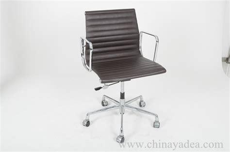 eames aluminum group management chair reproduction polished aluminum framenewsyadea