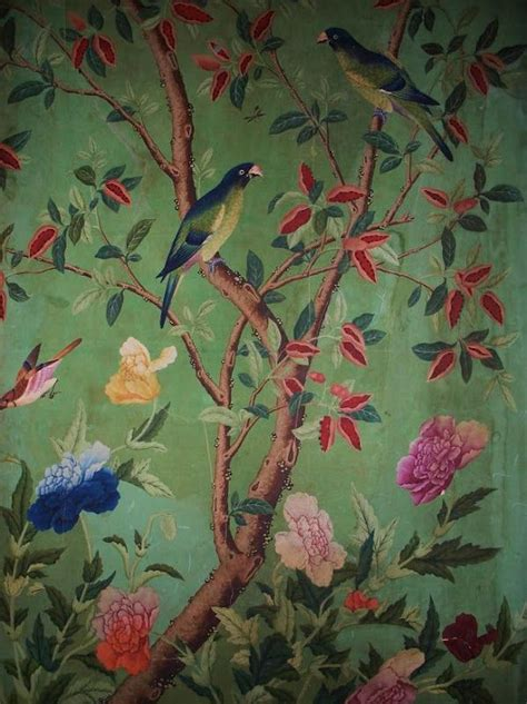 chinoiserie wallpaper 17 best ideas about bird wallpaper on pinterest powder rooms with chinoiserie inspired