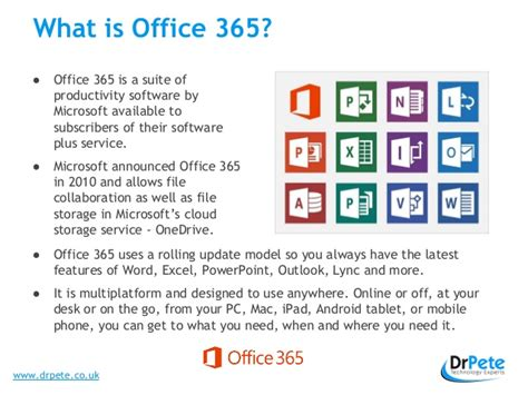 Office 365 Quiz Office 365 Frequently Asked Questions And Presentation
