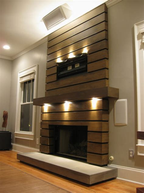 slatted fireplace surround  mantle  ben robinson