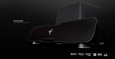Murah Razer Leviathan Elite Gaming Sound Bar razer introduces leviathan sound bar for surround sound gaming and wireless