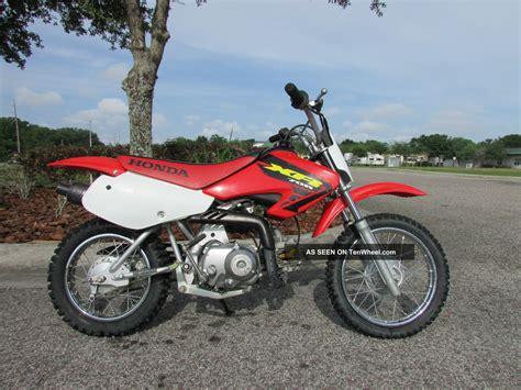 honda crf pit bike 2002 honda xr70 pit bike youth bike mx crf