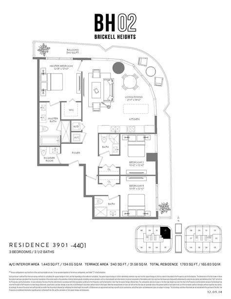 brickell on the river south floor plans 100 brickell on the river south floor plans