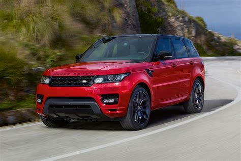 range rover sport hst to debut in new york motoring research
