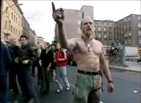 Know Your Meme Techno Viking - dreaming of the techno viking city slang