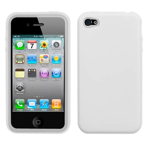 Silicone For Iphone 4 4s Berkualitas for apple iphone 4 4s silicone skin rubber soft phone