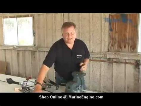 boat throttle and shift cable replacement boat throttle and shift cable replacement youtube