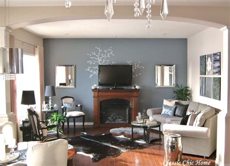 house upgrades how to decorate a small family room with fireplace
