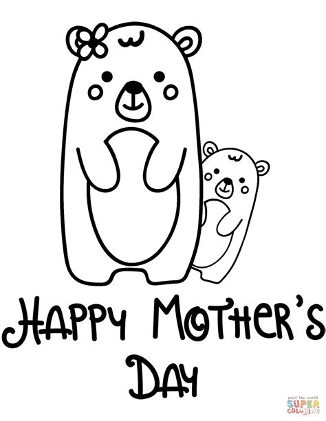 happy mothers day coloring page happy s day coloring page free printable coloring
