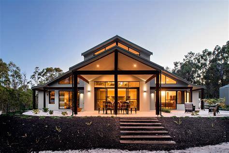Modern Home Design In Australia дизайн загородного дома красивые загородные дома фото