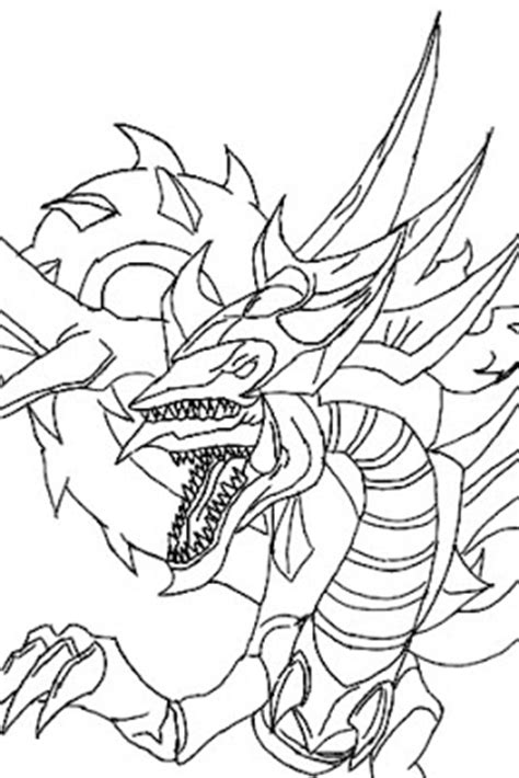 Slifer The Sky Dragon ;3 by The Prince Of Darkness
