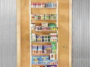 kitchen the door pantry organizer wall racks