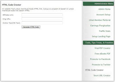 cara membuat website replika cara membuat html code untuk website affiliate replika