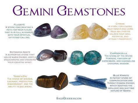 gemini birthstone color gemini gemstones fluorite botswana agate tiger s eye