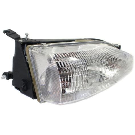 1996 Toyota Camry Headlight Bulb Headlight Set For 95 96 Toyota Camry Driver And Passenger