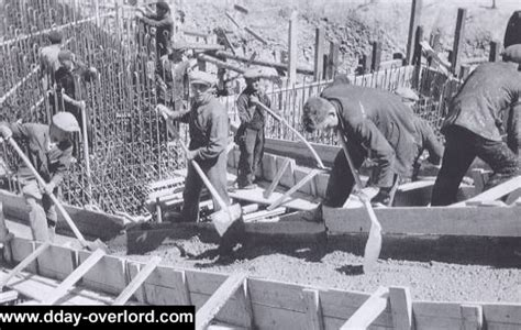 1326073605 l organisation todt en france organisation todt mur de l atlantique en normandie