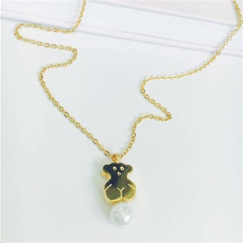 71 tous jewelry pearl fashion necklace from