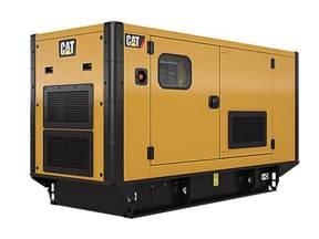 cat c4 4 generator set 40kw 100kw generator