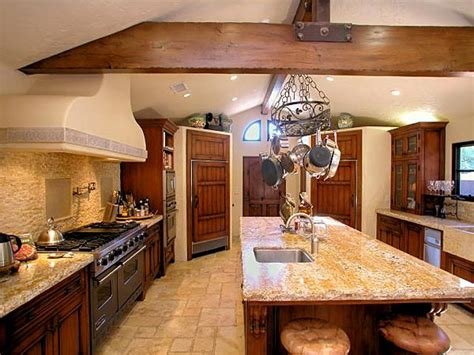 Rustic Kitchens Designs by The 15 Most Beautiful Celebrity Kitchens Abode
