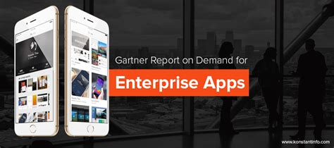 enterprise mobile apps demand for enterprise mobile apps will grow five times