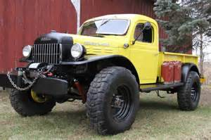 960 dodge power wagon wm300 4x4 flat fender hobi truck