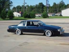 Buick Regal Lowrider 1986 Buick Regal Lowrider Regal Buick