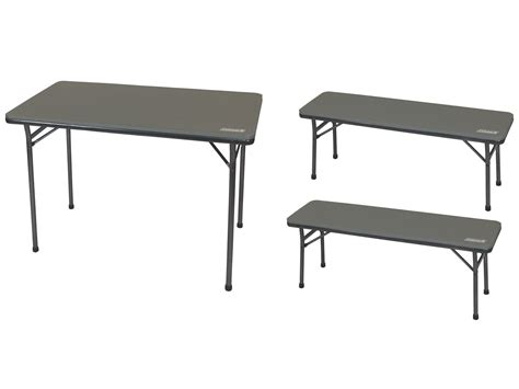 cing table and bench set 3 folding table and bench set coleman folding table bench