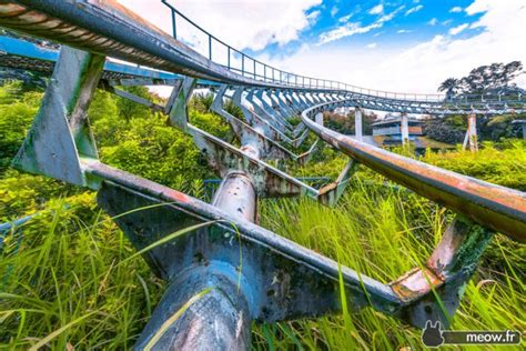 dreamland theme a mysterious abandoned japanese amusement park photo gallery