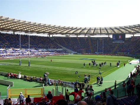 posti a sedere olimpico di roma stadio olimpico roma