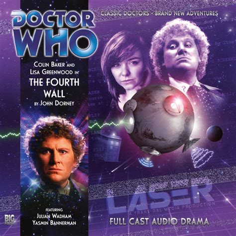 The Fourth Wall 157 the fourth wall doctor who range big finish