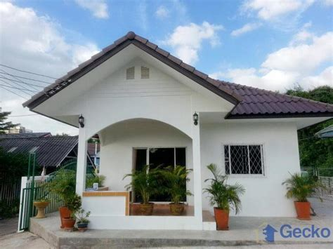 cheap 2 bedroom houses cheap two bedroom house for rent in soi khao talo east
