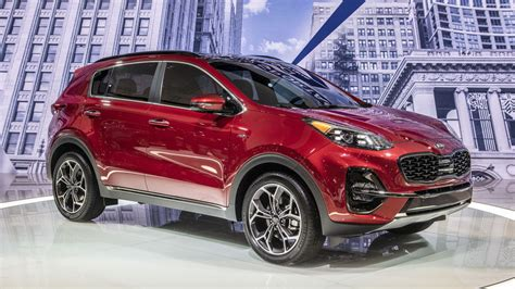 Kia Sportage 2020 Model by 2020 Kia Sportage Here S A Look At This Updated Compact