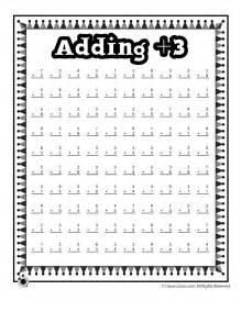 adding 3 math worksheet woo jr kids activities