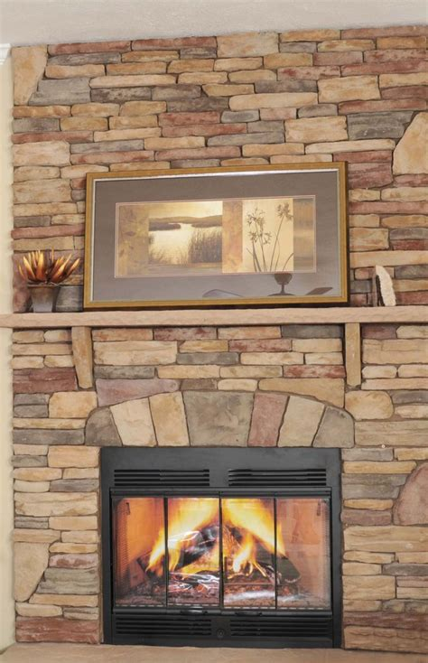 Elevated Stone Fireplace Without Hearth Google Search Fireplace Without Hearth