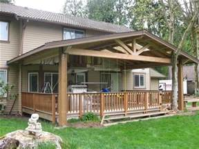 covered deck ideas covered decks covered decks or porches pinterest