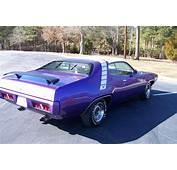 1971 PLYMOUTH ROAD RUNNER 2 DOOR HARDTOP  151711