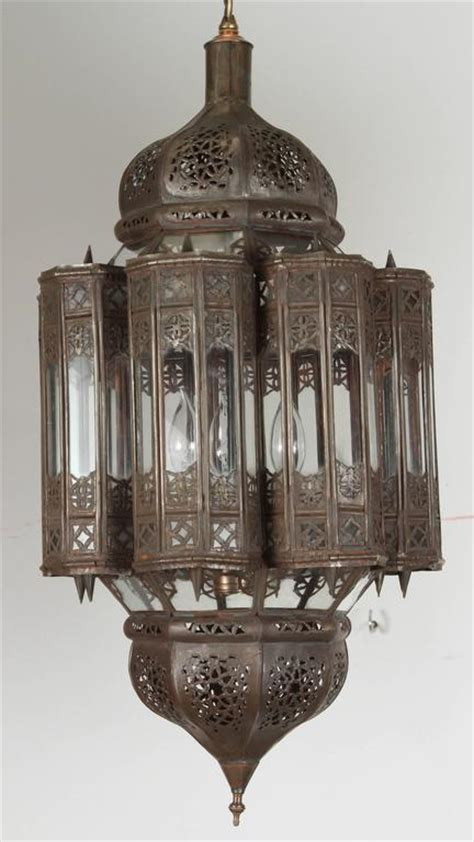 moroccan light fixtures moroccan crafted mamounia light fixture clear glass