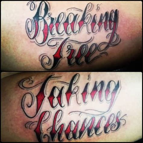 tattoo lettering ambigram free ambigram tattoos and photo ideas page 2